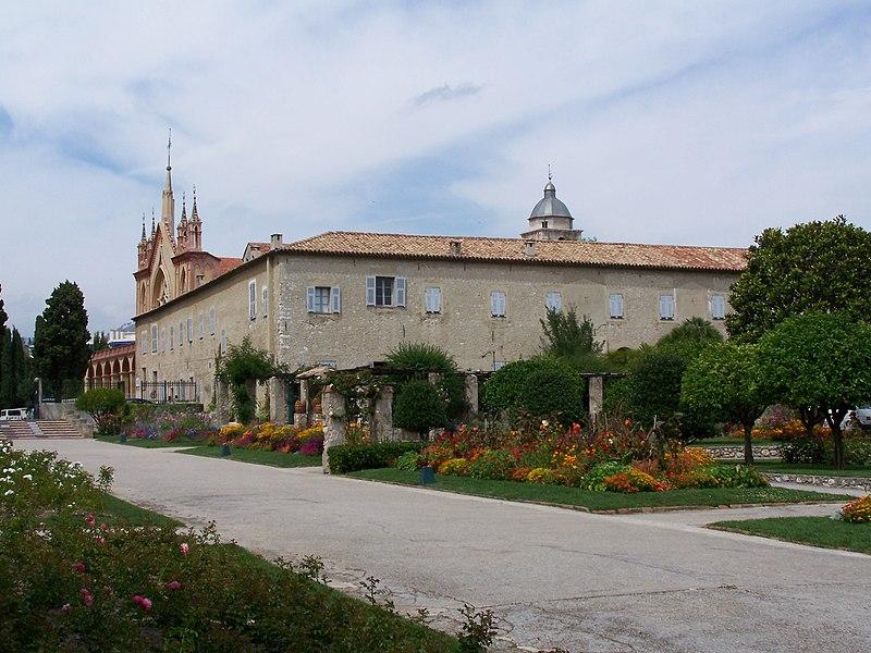 Photo du Monument Historique Monastère franciscain de Cimiez situé à Nice