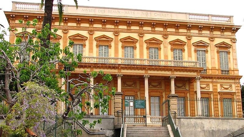 Photo du Monument Historique Musée Cheret situé à Nice