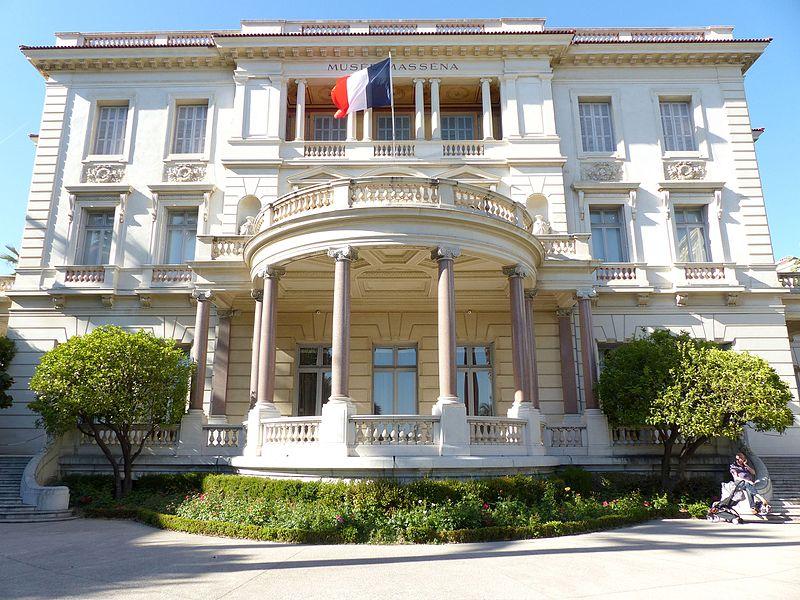 Photo du Monument Historique Musée Masséna situé à Nice