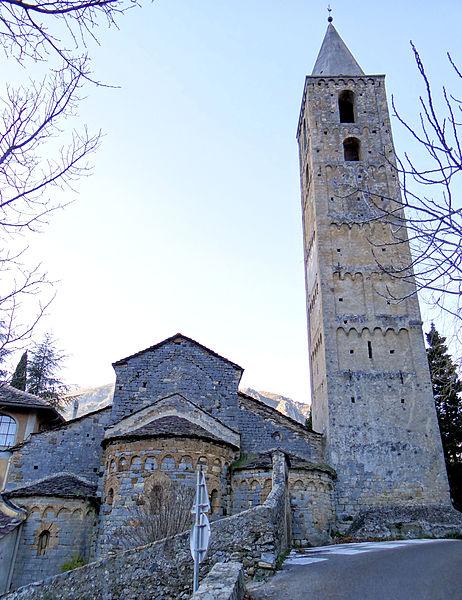 Photo du Monument Historique Chapelle de la Madone de Poggio situé à Saorge