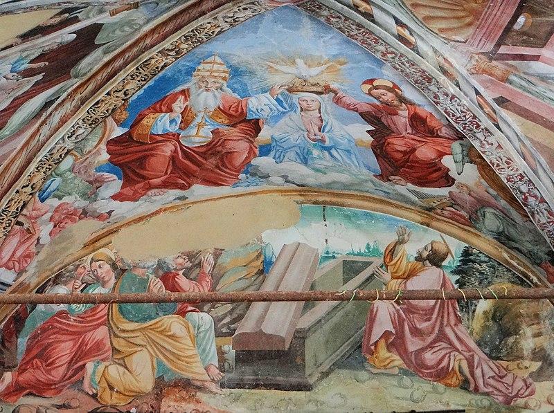 Photo du Monument Historique Chapelle Notre-Dame d'Entrevignes situé à Sigale