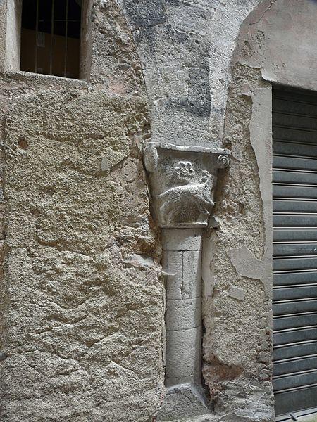 Photo du Monument Historique Maison Gallis situé à Sospel