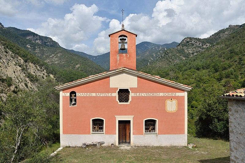 Photo du Monument Historique Chapelle Saint-Jean-Baptiste situé à La Tour