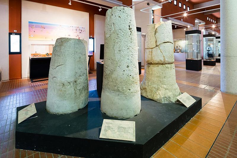 Photo du Monument Historique Voie Romaine situé à La Turbie