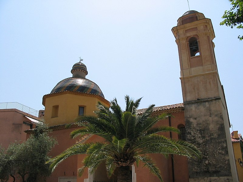 Photo du Monument Historique Chapelle des Pénitents Blancs situé à Vence