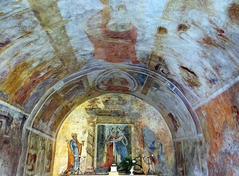Photo du Monument Historique Chapelle Sainte-Elisabeth situé à Vence
