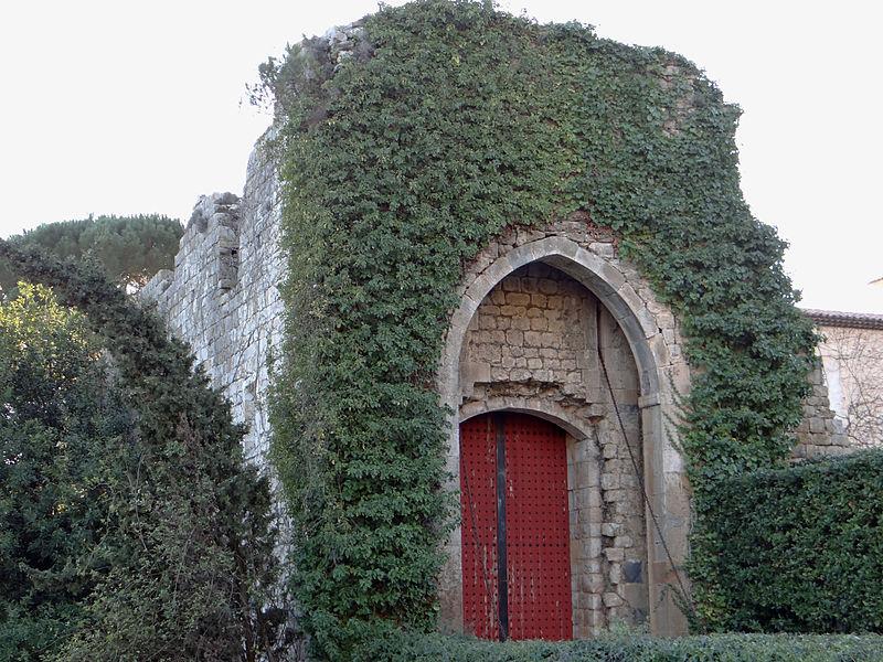 Photo du Monument Historique Commanderie de Saint-Martin (restes de l'ancienne) situé à Vence