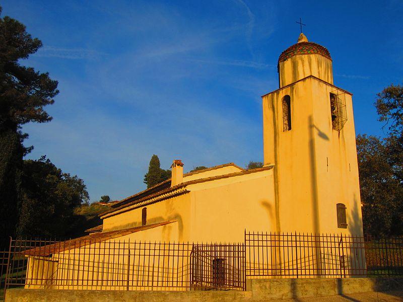 Photo du Monument Historique Chapelle Saint-Jean situé à Antibes