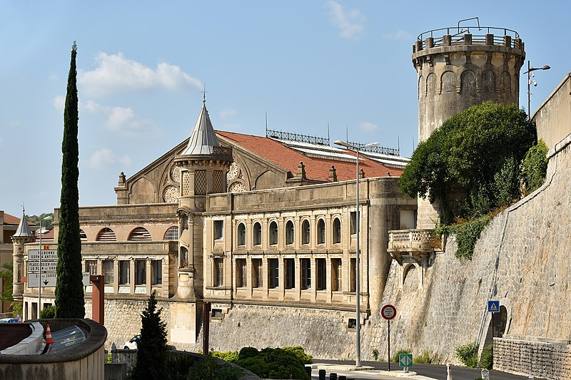 Photo du Monument Historique Anciennes parfumeries Chiris situé à Grasse
