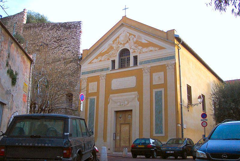 Photo du Monument Historique Ancien couvent de la Visitation Sainte-Claire situé à Nice