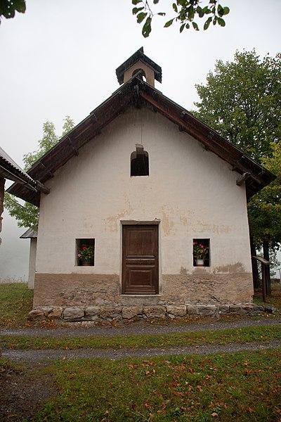 Photo du Monument Historique Chapelle Saint-Maur situé à Saint-Etienne-de-Tinée