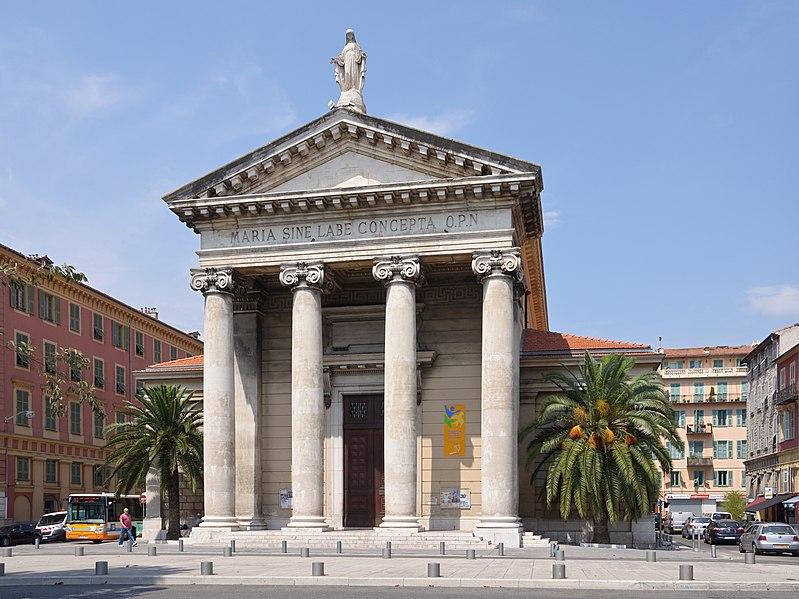 Photo du Monument Historique Ensemble concerté constitué au fond du port Lympia situé à Nice