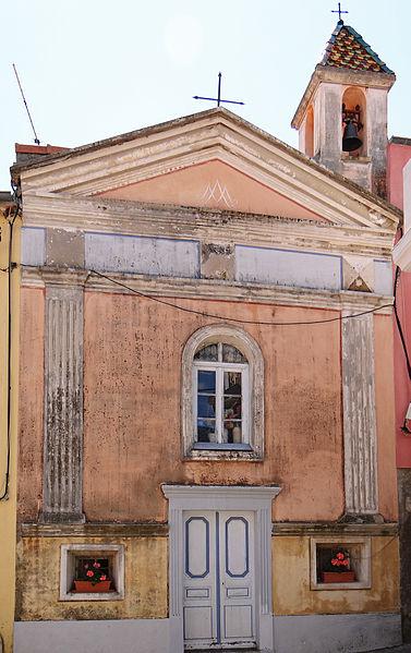 Photo du Monument Historique Chapelle Notre-Dame de la Visitation ou chapelle des Pénitents situé à Breil-sur-Roya