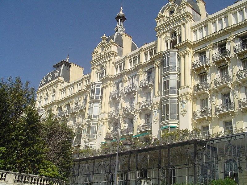 Photo du Monument Historique Regina, anciennement Excelsior Hôtel Regina situé à Nice