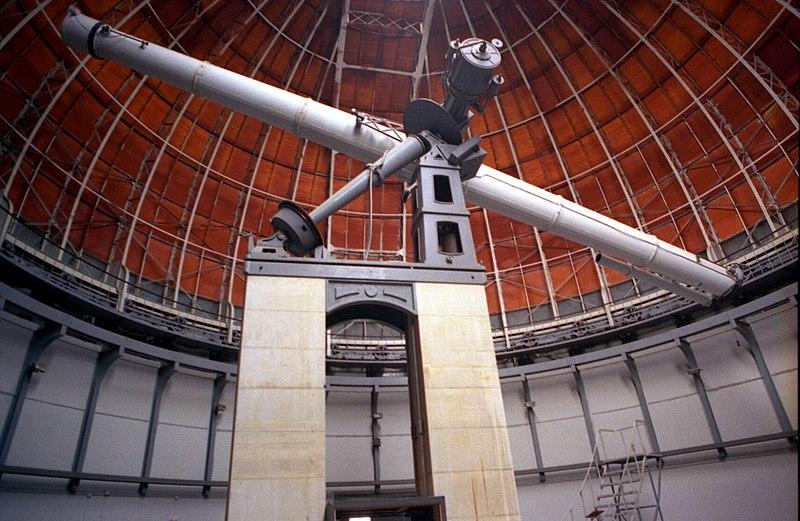 Photo du Monument Historique Observatoire d'astronomie du Montgros situé à La Trinité