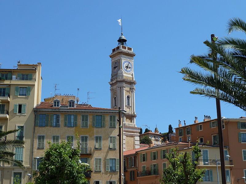 Photo du Monument Historique Ancien couvent Saint-François situé à Nice