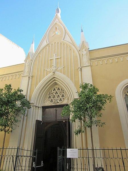 Photo du Monument Historique Chapelle Saint-Bernardin situé à Antibes