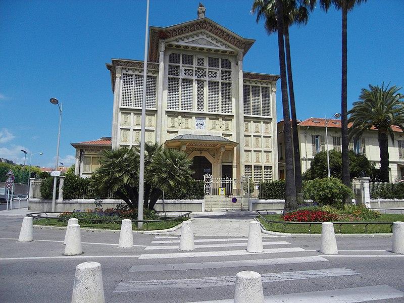 Photo du Monument Historique Eglise Notre-Dame-Auxiliatrice situé à Nice