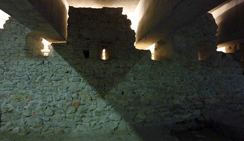 Photo du Monument Historique Fortifications de la porte Pairolière situé à Nice