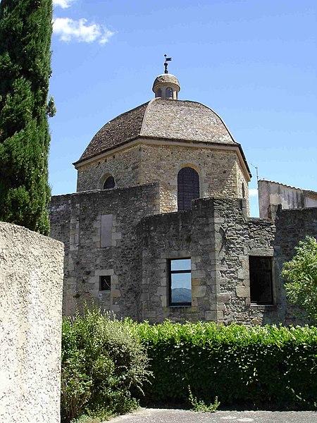 Photo du Monument Historique Chapelle Saint-Benoît situé à Aubenas