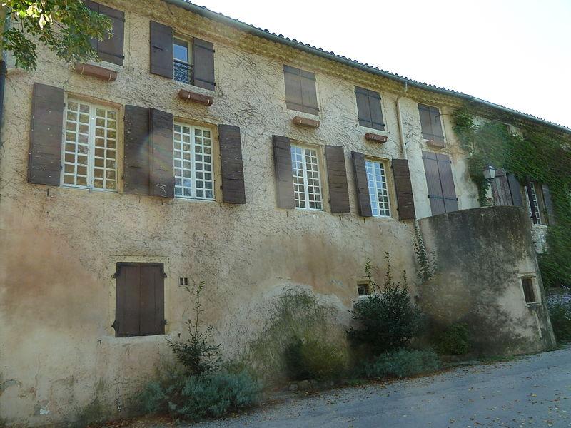 Photo du Monument Historique Auberge dite La Cardinale situé à Baix