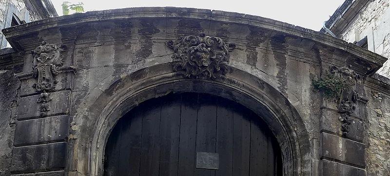Photo du Monument Historique Hôtel Bonnot de Villeurain situé à Bourg-Saint-Andéol