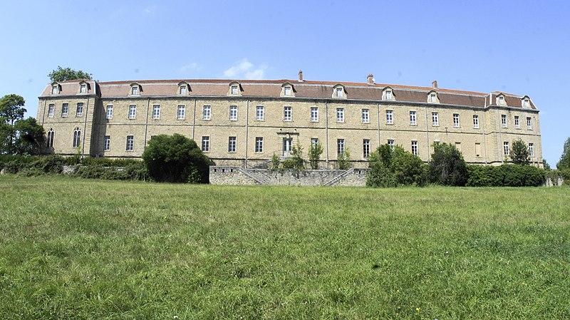 Photo du Monument Historique Château (ancien couvent des Célestins) situé à Colombier-le-Cardinal