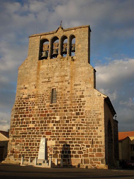 Photo du Monument Historique Eglise Saint-Hilaire situé à Lespéron