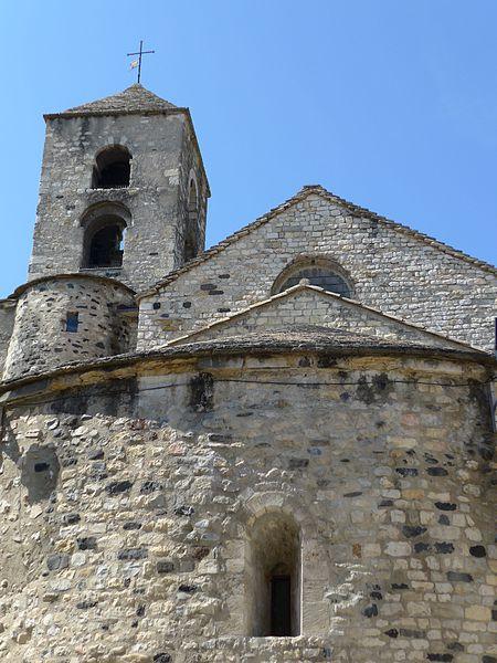 Photo du Monument Historique Eglise situé à Meysse