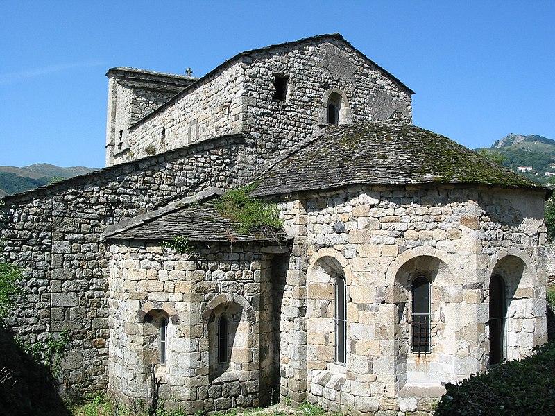 Photo du Monument Historique Eglise Notre-Dame de Prévenchères situé à Montpezat-sous-Bauzon
