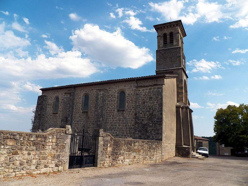 Photo du Monument Historique Eglise situé à Ribes
