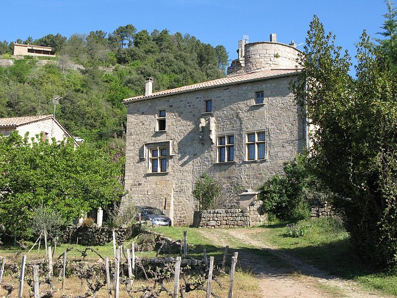 Photo du Monument Historique Maison situé à Ribes