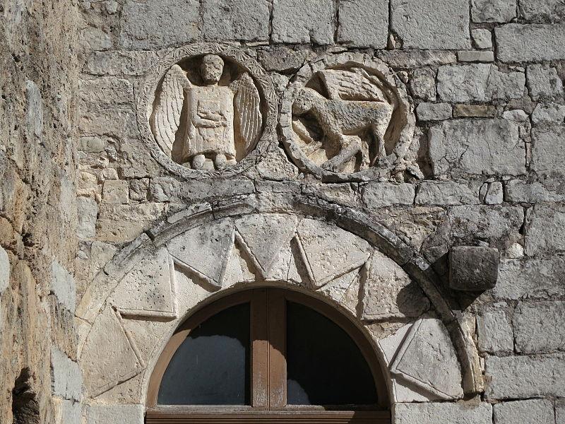 Photo du Monument Historique Chapelle des Pommiers situé à Ruoms