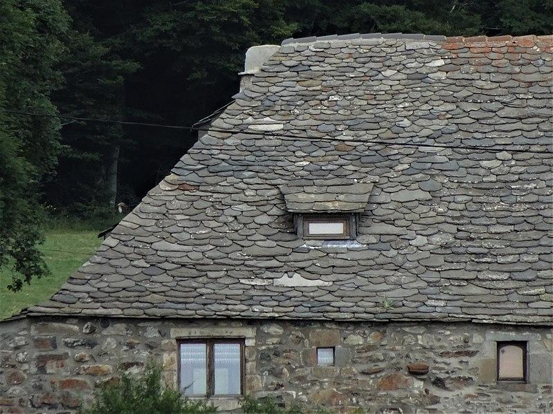 Photo du Monument Historique Ferme Rudel situé à Sainte-Eulalie