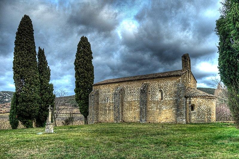 Photo du Monument Historique Chapelle situé à Saint-Montan