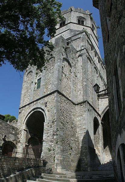 Photo du Monument Historique Cathédrale Saint-Vincent situé à Viviers
