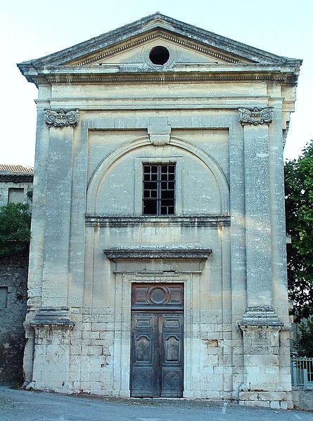 Photo du Monument Historique Chapelle des Dominicains, dite aussi chapelle Notre-Dame-du-Rhône situé à Viviers