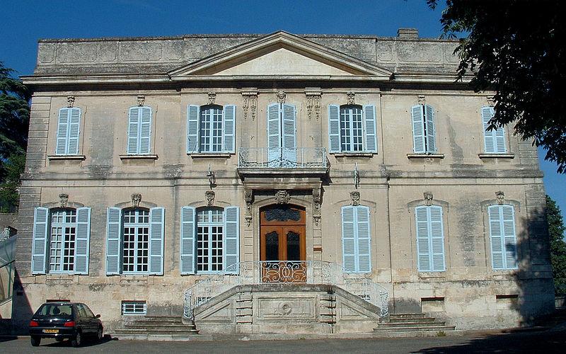 Photo du Monument Historique Hôtel de Roqueplane situé à Viviers