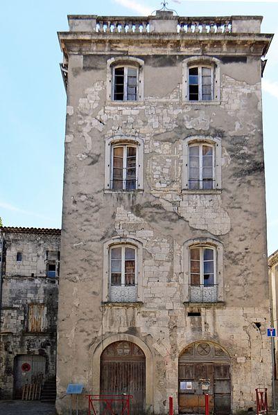 Photo du Monument Historique Maison Mompar situé à Viviers