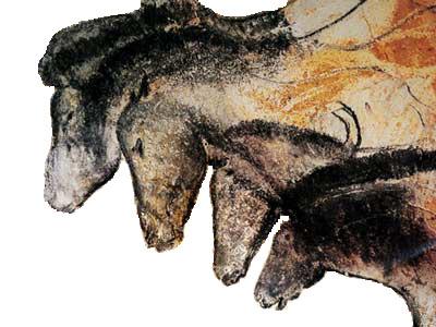 Photo du Monument Historique Grotte ornée du paléolithique supérieur située au lieudit Combe d'Arc dite grotte Chauvet situé à Vallon-Pont-d'Arc