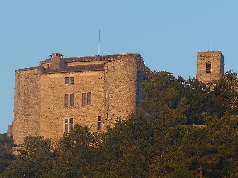 Photo du Monument Historique Château situé à Saint-Thomé