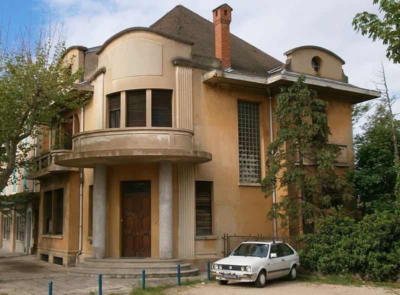 Photo du Monument Historique Maison dite la Vanaude situé à Annonay