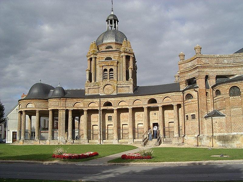 Photo du Monument Historique Eglise Saint-Didier situé à Asfeld
