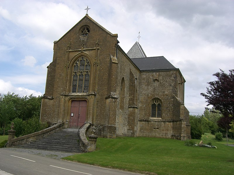 Photo du Monument Historique Eglise situé à Autruche