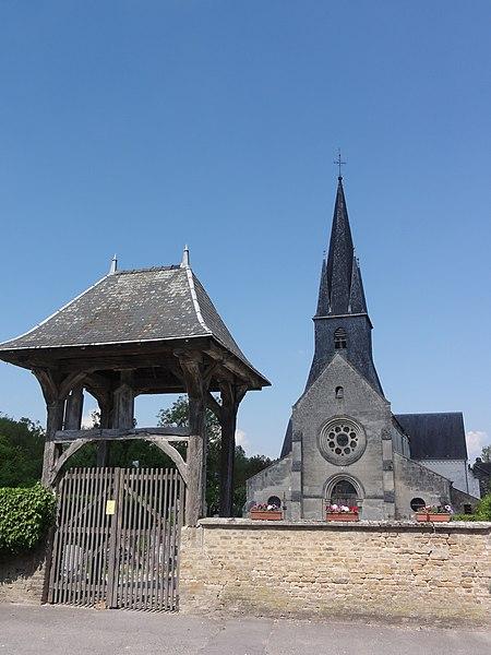 Photo du Monument Historique Cimetière situé à Balham