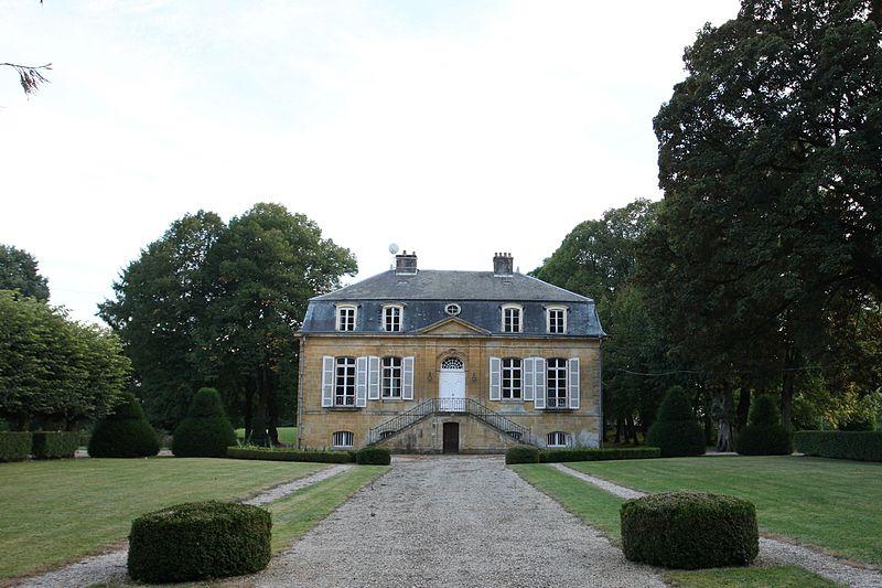 Photo du Monument Historique Château situé à La Berlière