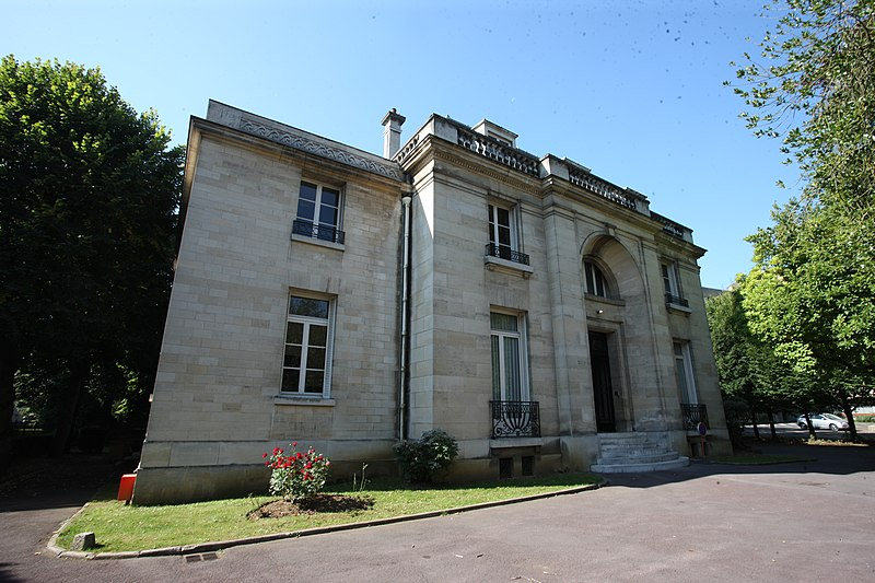 Photo du Monument Historique Maison de l'Ardenne, ancienne maison Blairon situé à Charleville-Mézières