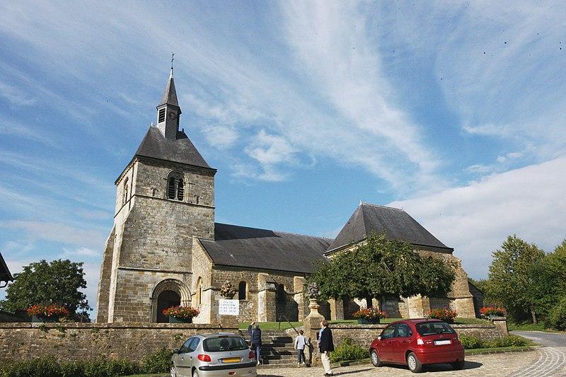 Photo du Monument Historique Eglise situé à Chémery-sur-Bar