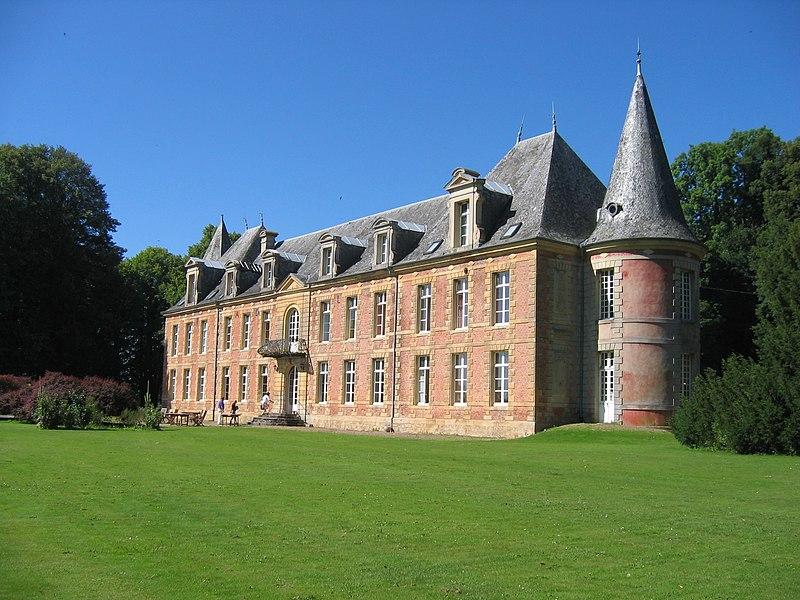 Photo du Monument Historique Abbaye de Sept-Fontaines situé à Fagnon