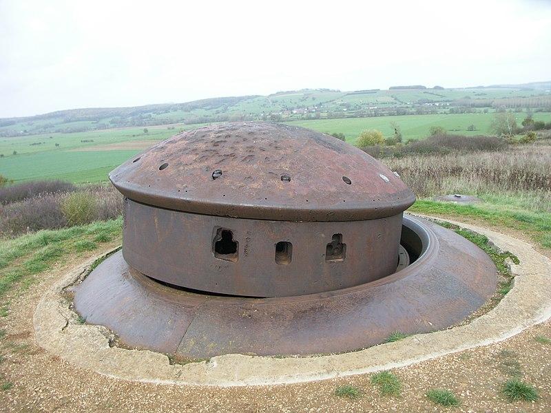 Photo du Monument Historique Fortifications de la ligne Maginot dites Ouvrage de la Ferté (également sur commune de Villy) situé à La Ferté-sur-Chiers